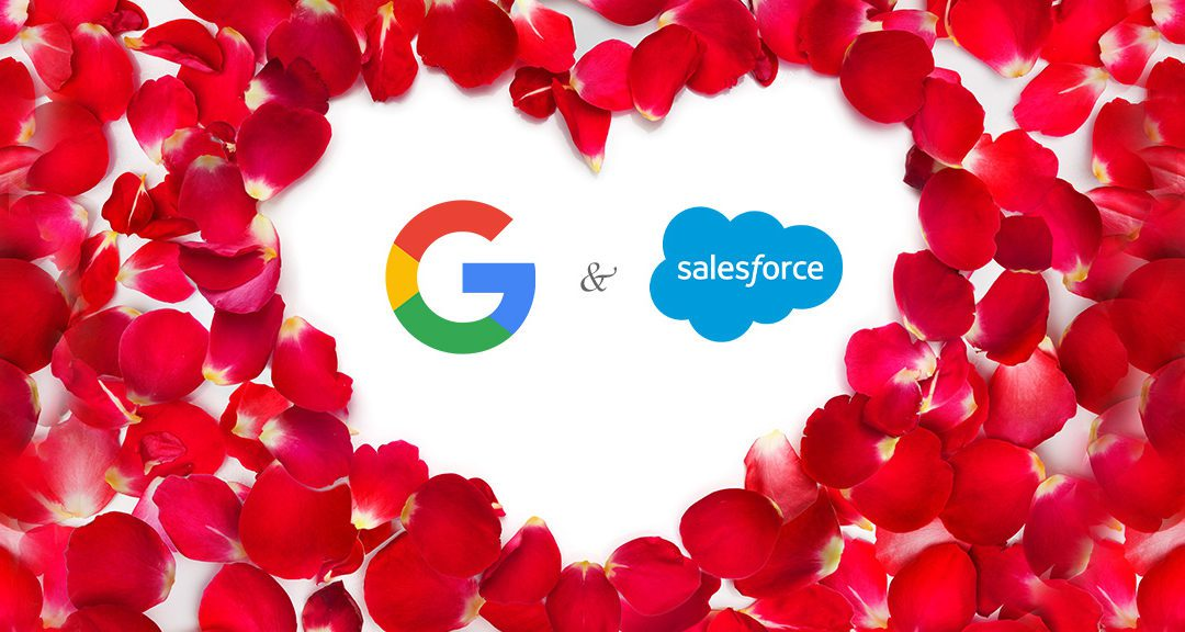 The Marketing Royal Wedding: Google & Salesforce
