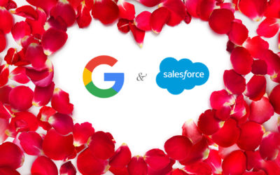 The Marketing Royal Wedding: Google & Salesforce
